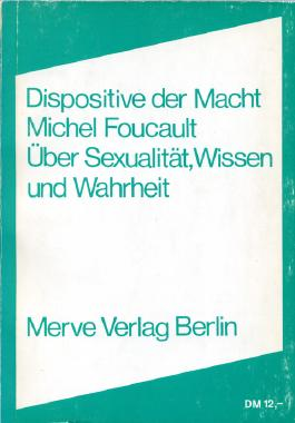 Dispositive der Macht