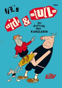 Didi & Stulle im Auftrag der Kanzlerin