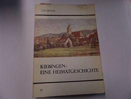 Kiebingen - eine Heimatgeschichte