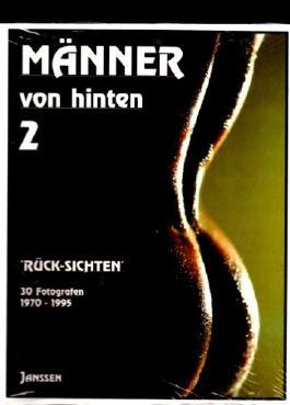 Manner Von Hinten: Vol 2