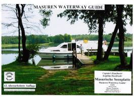 "Kapitän's Handbuch ""Masurische Seenplatte"""