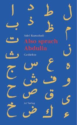 Also sprach Abdulla