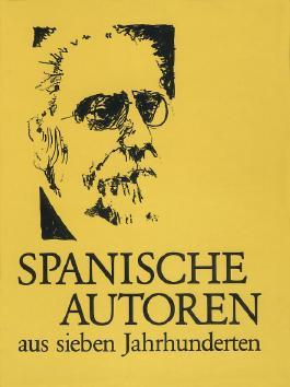 Spanische Autoren aus sieben Jahrhunderten