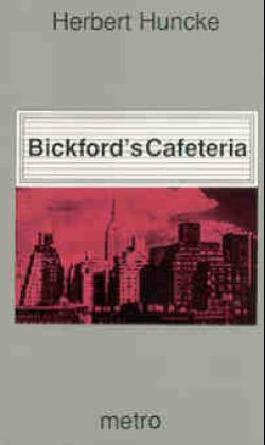 Bickford's Cafeteria