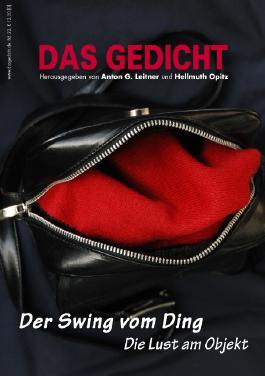 Das Gedicht. Zeitschrift /Jahrbuch für Lyrik, Essay und Kritik / DAS GEDICHT Bd. 22. Zeitschrift für Lyrik, Essay und Kritik