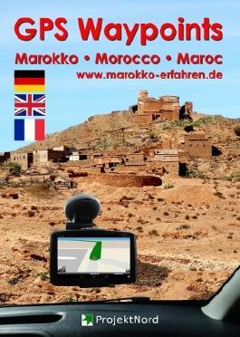 GPS Waypoints Marokko - Morocco - Maroc