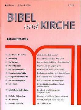 Bibel und Kirche / Ijobs Botschaften