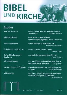 Bibel und Kirche / Exodus