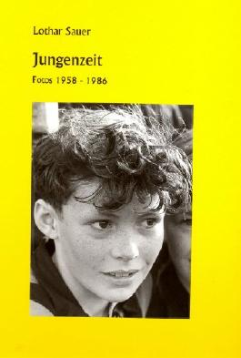 "Jungenzeit (""A Boy's Era"") (Boy Photobook)"