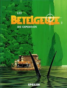 Betelgeuze / Die Expedition