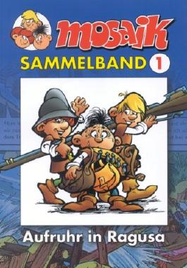 MOSAIK Sammelband 01 Softcover