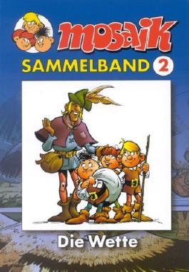 MOSAIK Sammelband 02 Softcover
