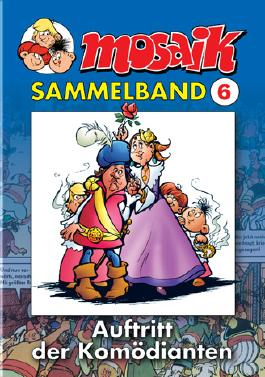 MOSAIK Sammelband 06 Softcover
