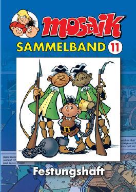 MOSAIK Sammelband 11 Softcover