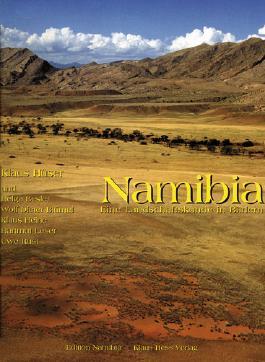 Namibia - Eine Landschaftskunde in Bildern