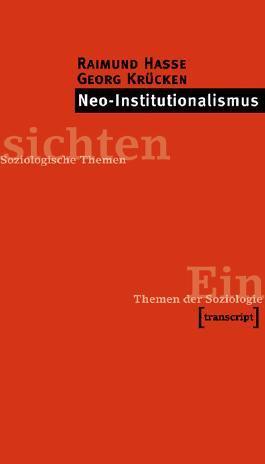 Neo-Institutionalismus
