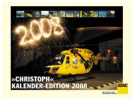 """Christoph"" Kalender-Edition 2008"