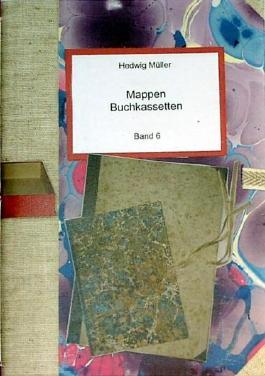 Mappen, Buchkassetten
