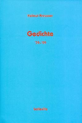 Gedichte '79-'99