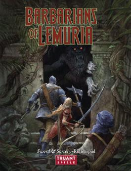 Barbarians of Lemuria