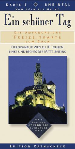Rheintal Freizeitkarte Band 2 - Ein schöner Tag