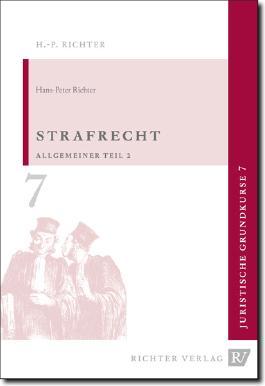 Strafrecht, Allgemeiner Teil 2