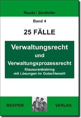25 Fälle Band 4 - Verwaltungsrecht