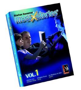 MusiXstories Vol. 1. Musikgeschichten mit CD
