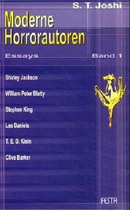 Moderne Horrorautoren. Bd.1