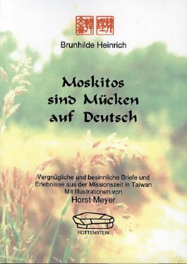 Moskitos sind Mücken auf Deutsch