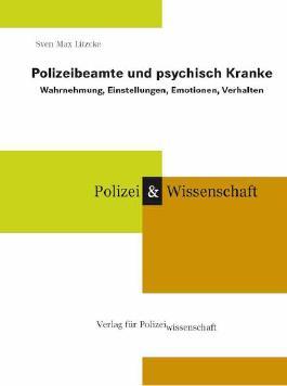 Polizeibeamte und psychisch Kranke