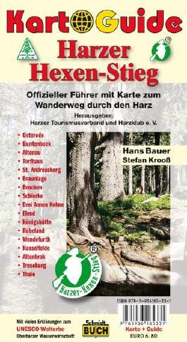 Karto-Guide: Harzer Hexen-Stieg