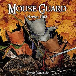 Mouse Guard 1