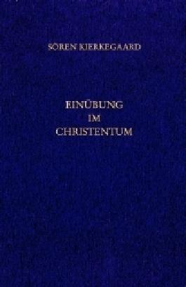 Einübung im Christentum