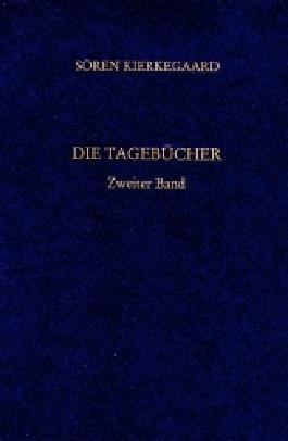 Gesammelte Werke und Tagebücher / Die Tagebücher. Zweiter Band