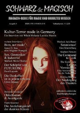 SCHWARZ & MAGISCH. Magazin-Reihe für Magie und Okkultes Wissen