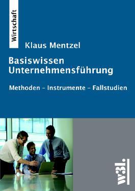 Basiswissen Unternehmensführung