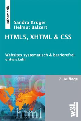 HTML5, XHTML & CSS