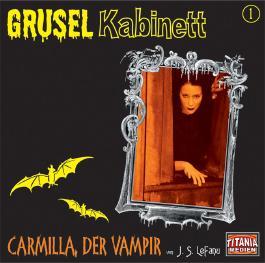 Carmilla der Vampir
