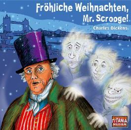 Fröhliche Weihnachten Mr Scrooge!