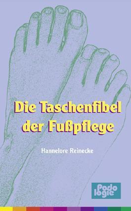 Taschenfibel der Fußpflege