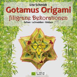 Gotamus Origami filigrane Dekorationen