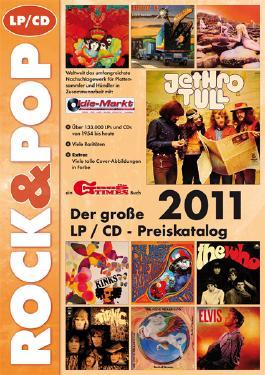 Der große Rock & Pop LP / CD Preiskatalog 2011