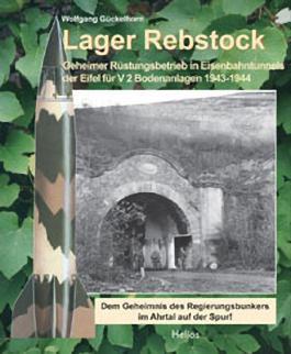 Lager Rebstock