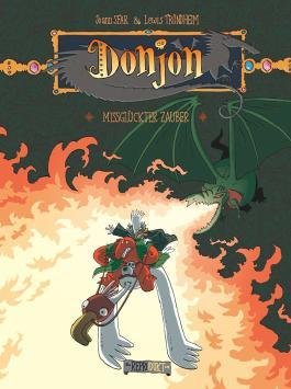 Donjon 4 – Missglückter Zauber