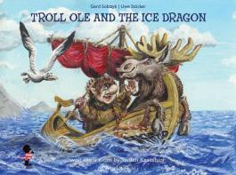 Troll Ole and the Ice Dragon