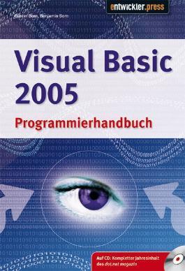 Visual Basic 2005 Programmierhandbuch, m. CD-ROM