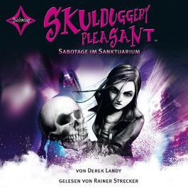 Skulduggery Pleasant - Folge 4