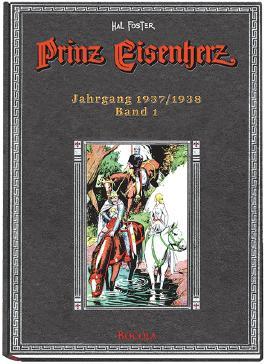 Prinz Eisenherz. Hal Foster Gesamtausgabe / Jahrgang 1937/1938