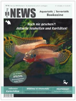 NEWS Bookazine Nr. 1 (Herbst 2016)